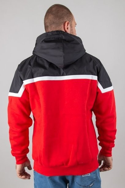 Bluza Prosto Hoodie Uefce Red