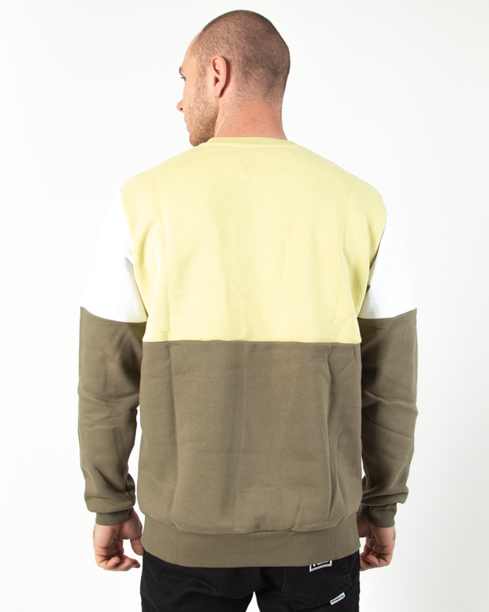 Bluza Prosto Lay Olive-Light Green