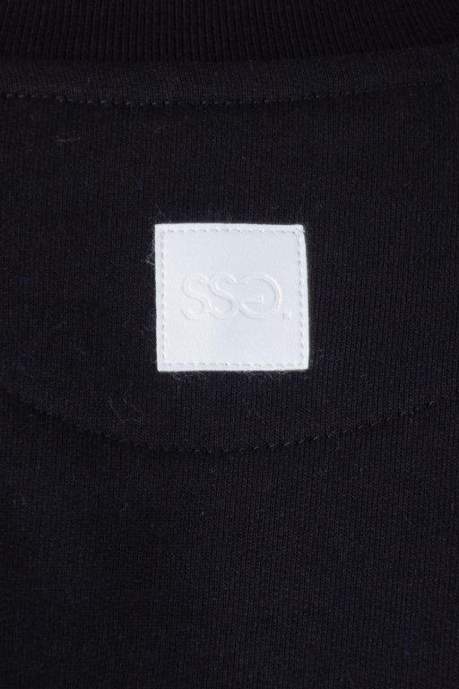 Bluza SSG Cut Front Back Black-Blue