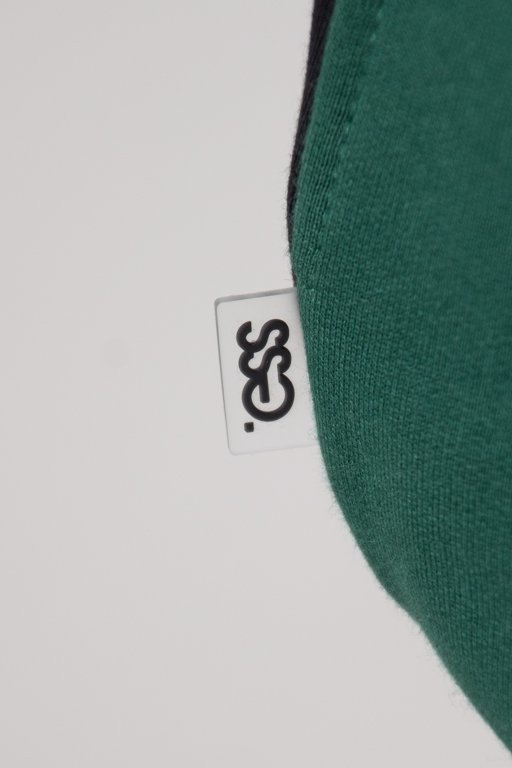 Bluza SSG Hoodie Dots Triple Black-Green