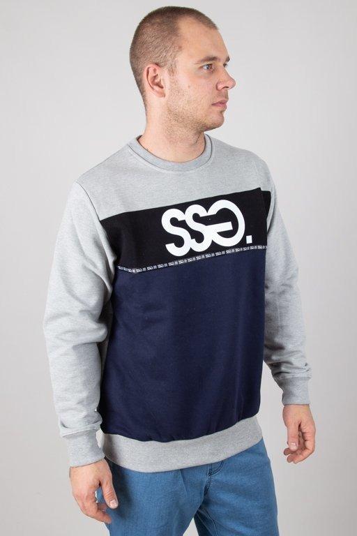 Bluza SSG Line SSG Melange-Navy