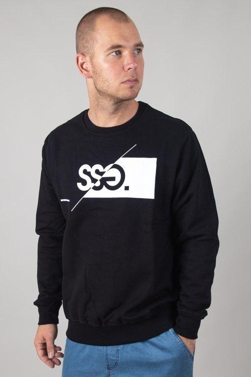 Bluza SSG New Cut Logo Black