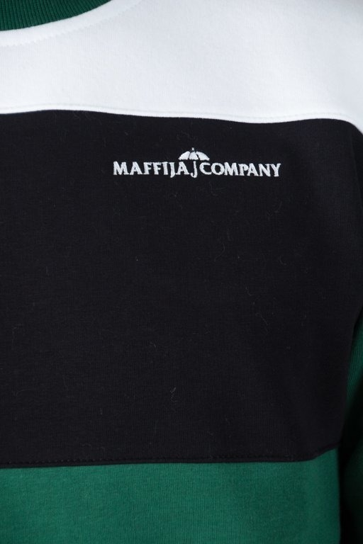 Bluza Sb Maffija Wriggler Green