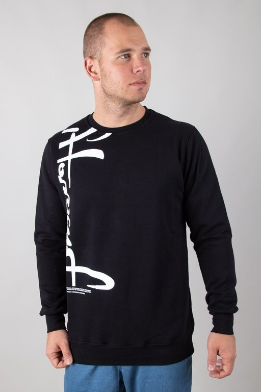 Bluza Stoprocent Cuttag18 Black