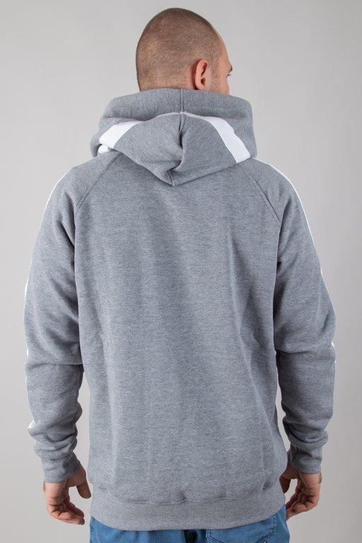 Bluza Stoprocent Hoodie Zip Dash Melange