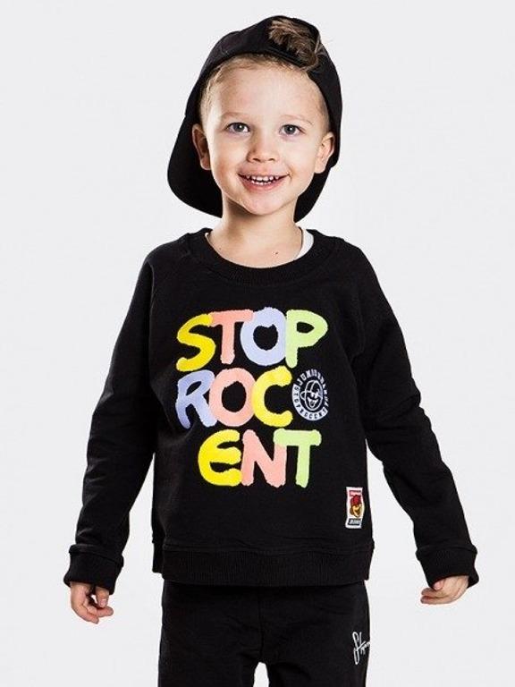 Bluza Stoprocent Kid Toy Black