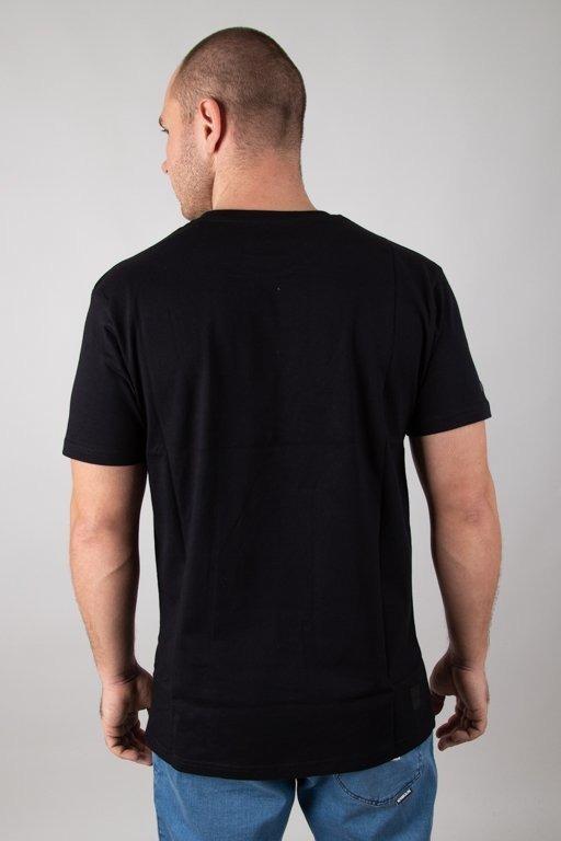 Bor Koszulka T-shirt Crew Black