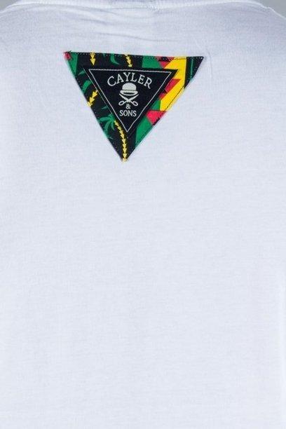 Cayler&Sons Koszulka T-Shirt Unity White