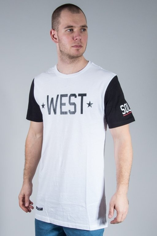 Cayler&Sons Koszulka T-Shirt West Long White