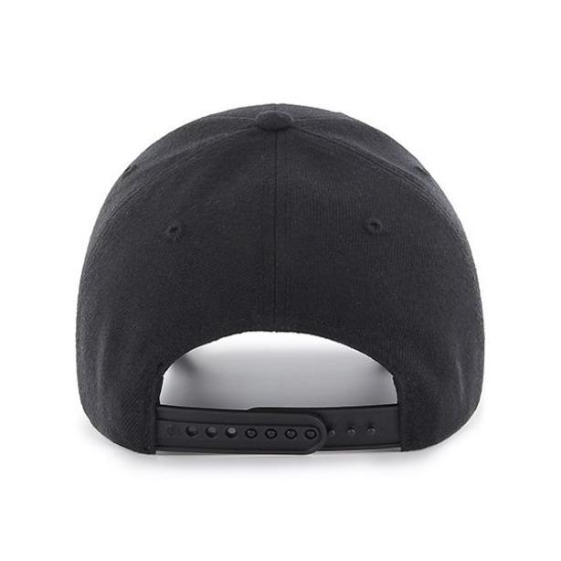 Czapka 47 Brand Snapback La Dodgers Black