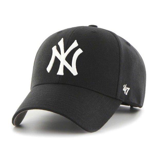 Czapka 47 Brand Snapback New York Yankees Black