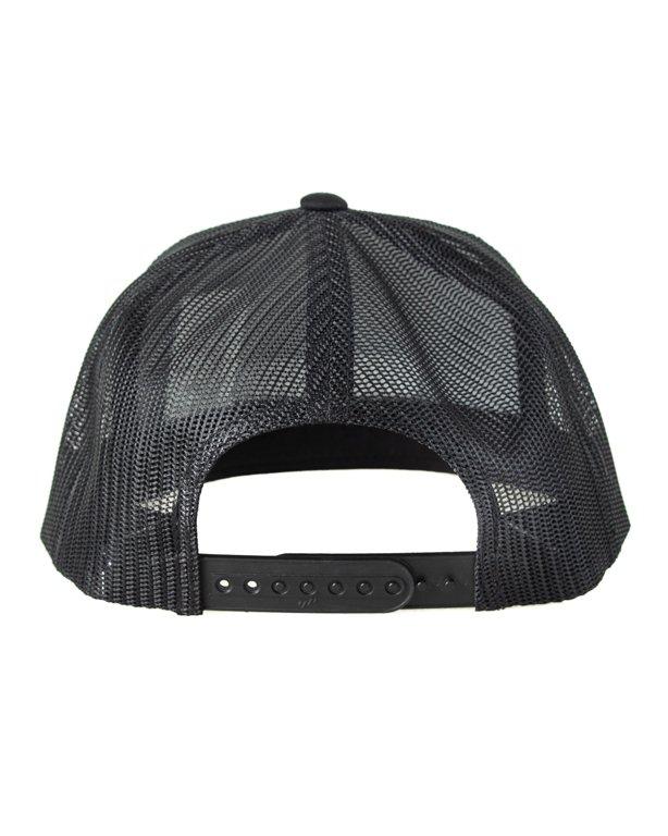 Czapka Diamante Wear Trucker Black
