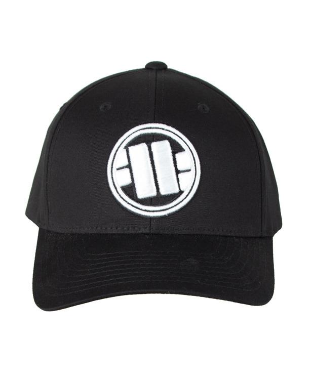 Czapka Pitbull Snapback Classic Logo Black