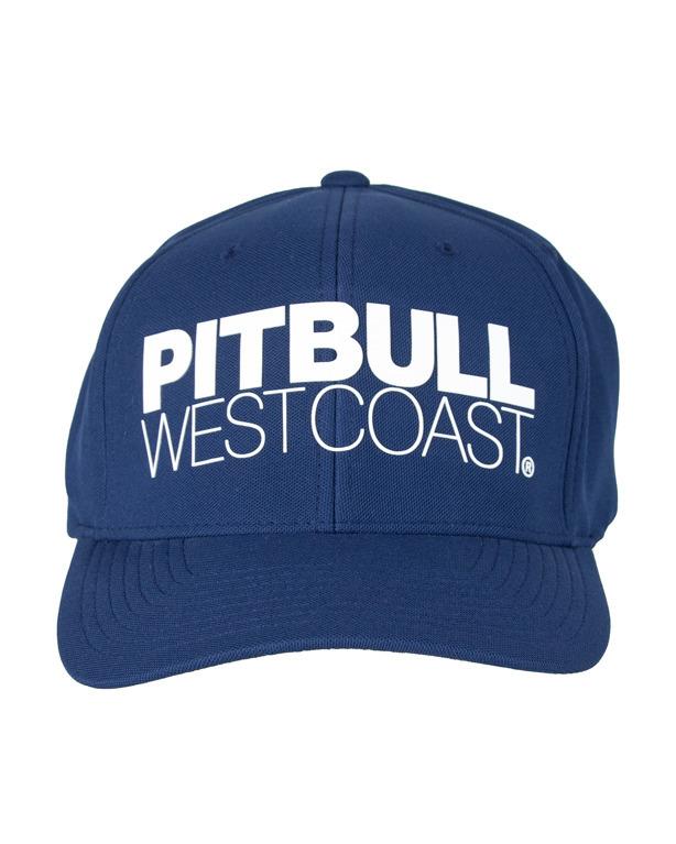 Czapka Pitbull Snapback Seascape Dark Navy