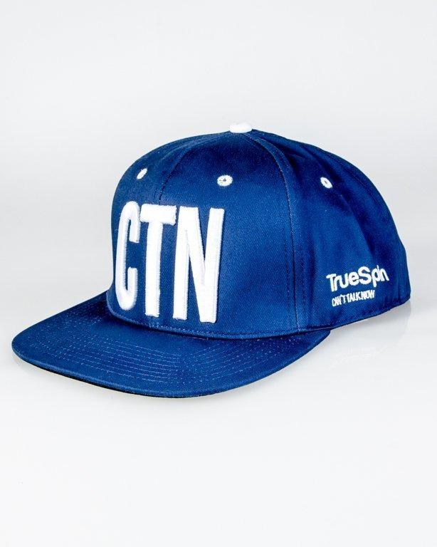 Czapka True Spin Snapback Ctn Navy