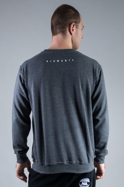 DIAMANTE WEAR CREWNECK YOU&YOUR CREW GRAFIT