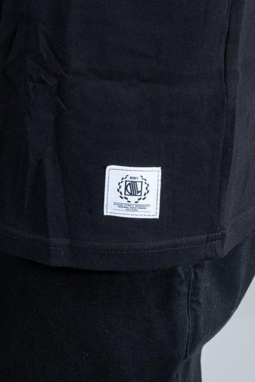 DIIL T-SHIRT KNUCKLES BLACK