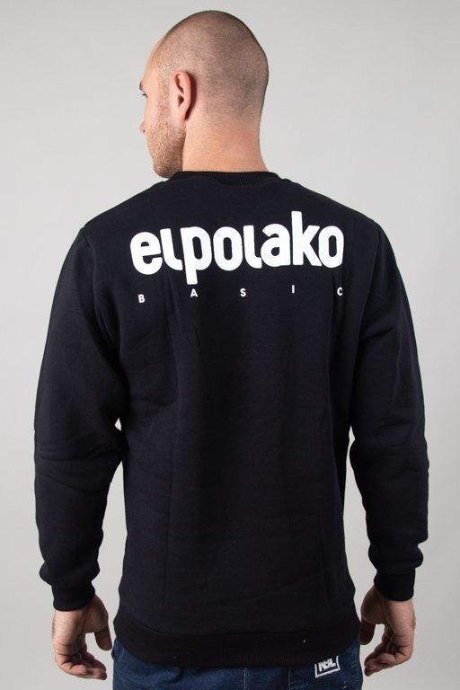 EL POLAKO CREWNECK LITTLE CLASSIC BLACK