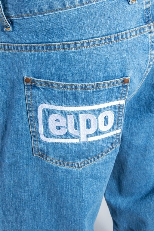 EL POLAKO JEANS BAGGY BELOW LIGHT