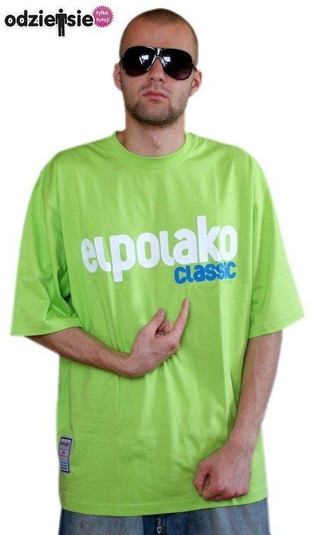 EL POLAKO KOSZULKA CLASSIC GREEN