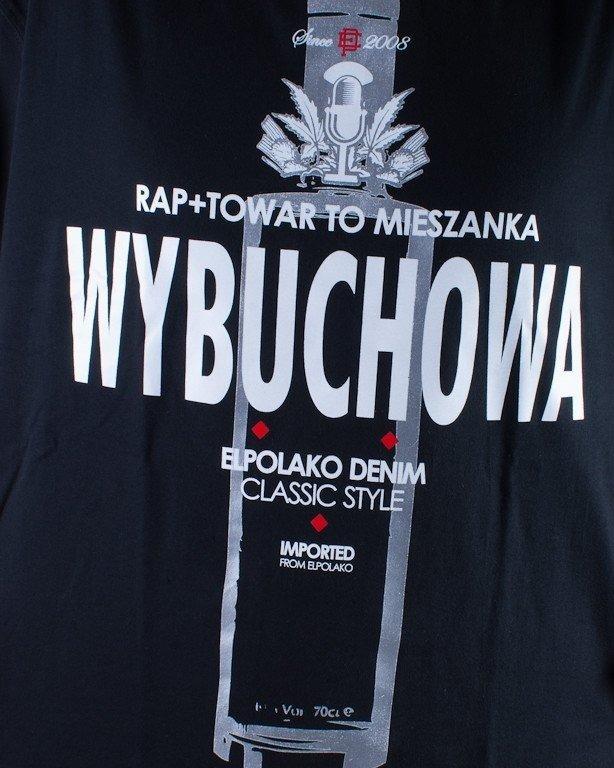 EL POLAKO KOSZULKA WYBUCHOWA BLACK