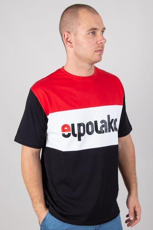 EL POLAKO T-SHIRT ELPO NEW BLACK