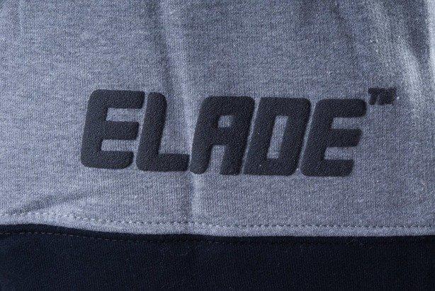ELADE SPODNIE DRESOWE NAME BLACK GREY
