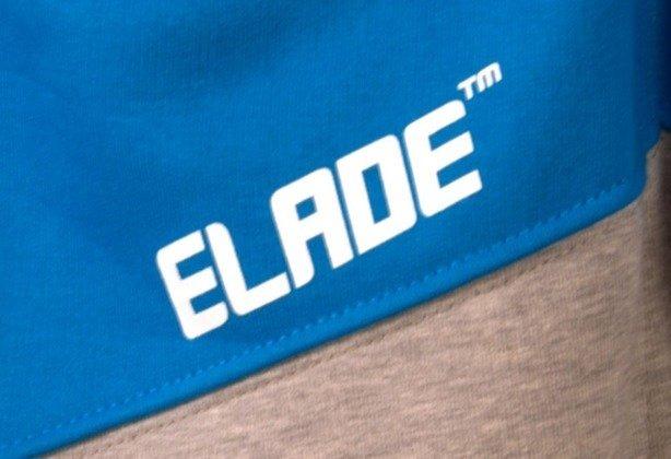 ELADE SPODNIE DRESOWE UNION GREY-BLUE