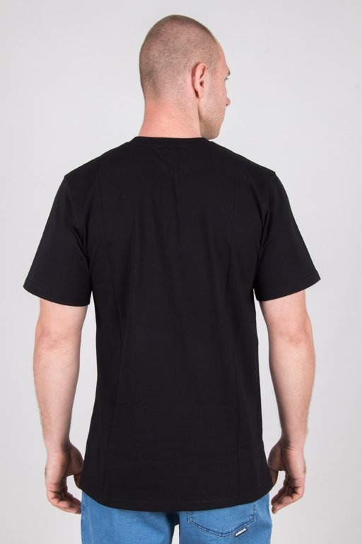 ELADE T-SHIRT NOT STATIC BLACK