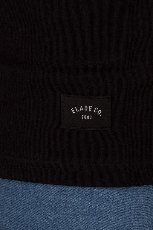 ELADE T-SHIRT NOT STATIC BLACK