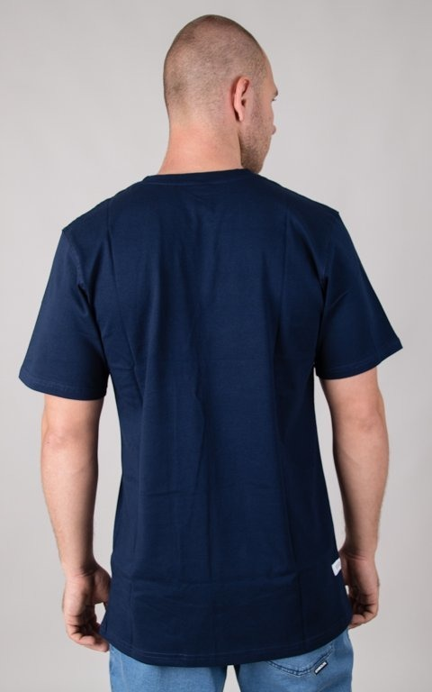 ELADE T-SHIRT RACE NAVY