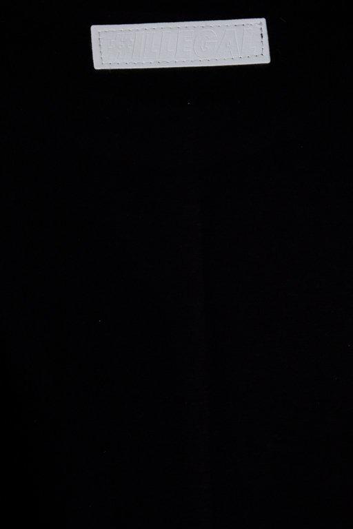 ILLEGAL T-SHIRT KASTET BLACK