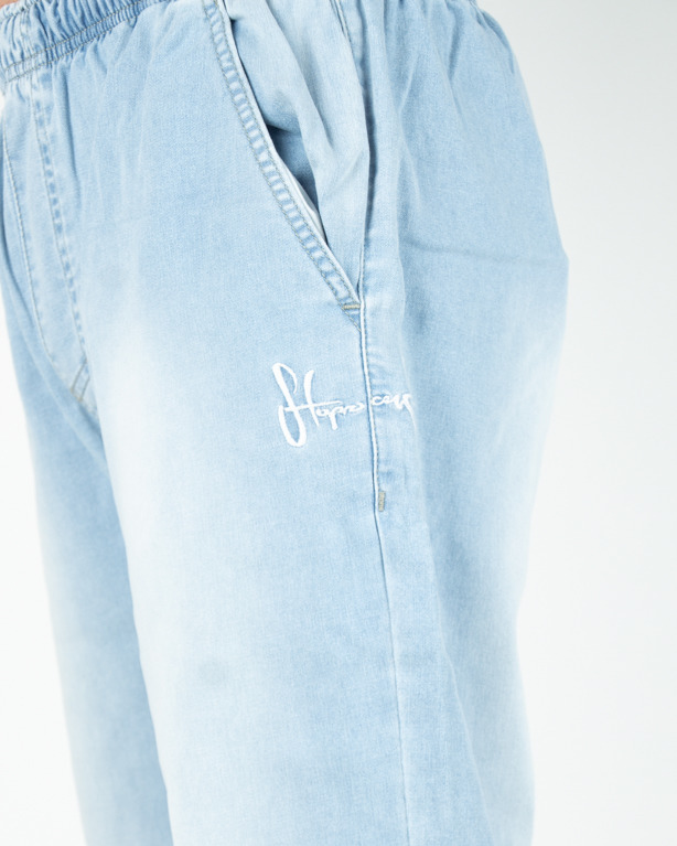 Jogger Jeans Stoprocent Comfy Light Blue