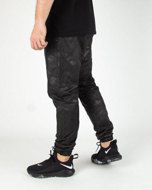 Jogger Stoprocent Ortalion Camu Black-Black
