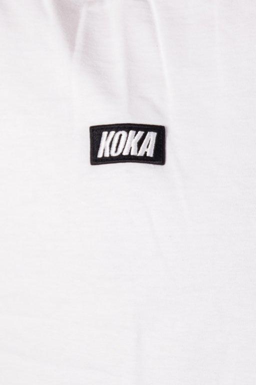 KOKA LONGSLEEVE BOTH WHITE