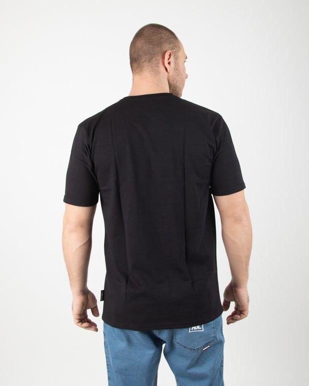 Koszulka Alkopoligamia 4lkopolicolors Black