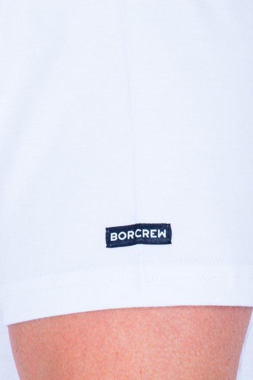 Koszulka Bor Colors White