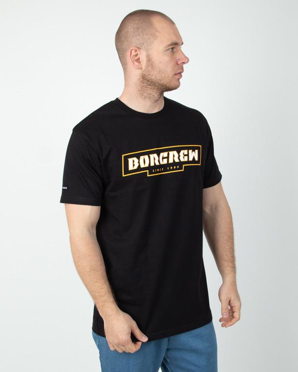 Koszulka Bor Harley Black