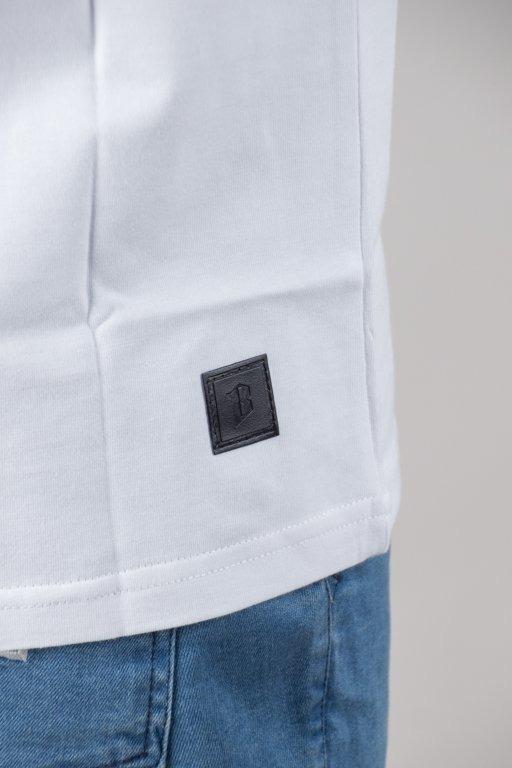 Koszulka Bor Praga White