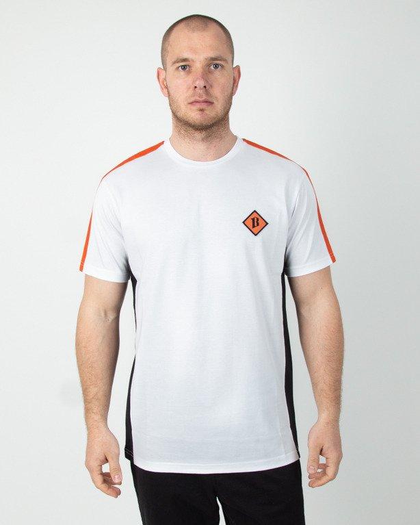 Koszulka Bor Premium Caro White