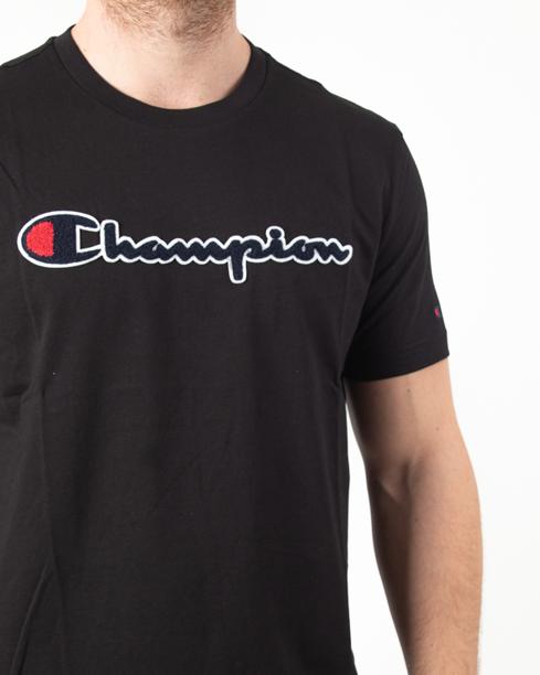 Koszulka Champion 213521 Black