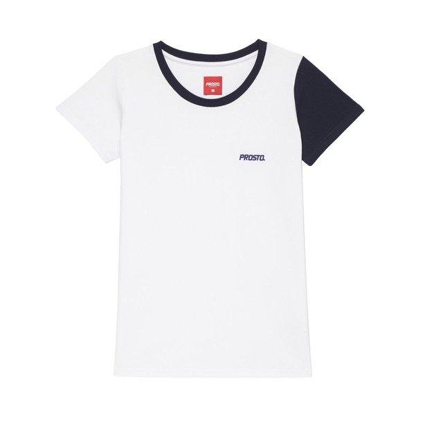 Koszulka Damska Prosto Amazie White