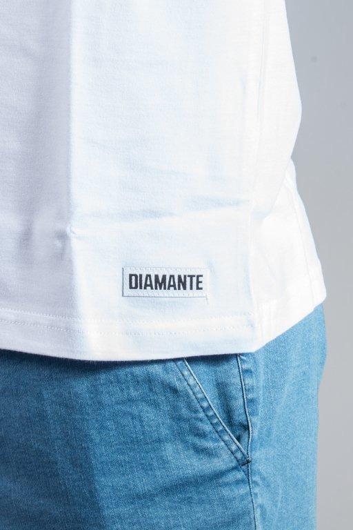 Koszulka Diamante Wear Ghost Town White