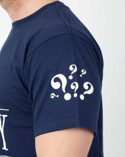 Koszulka Diamante Wear Napijemy się Navy