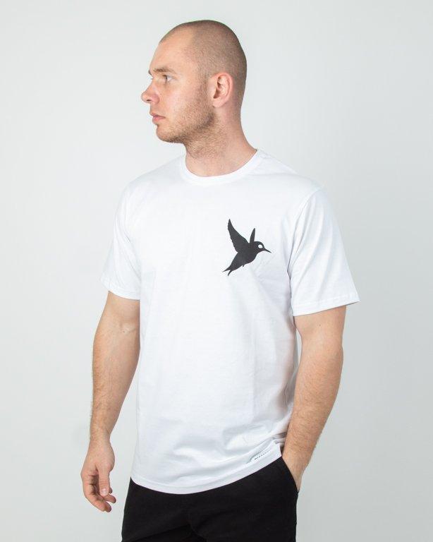 Koszulka Diamante Wear Tańcz & Kochaj White