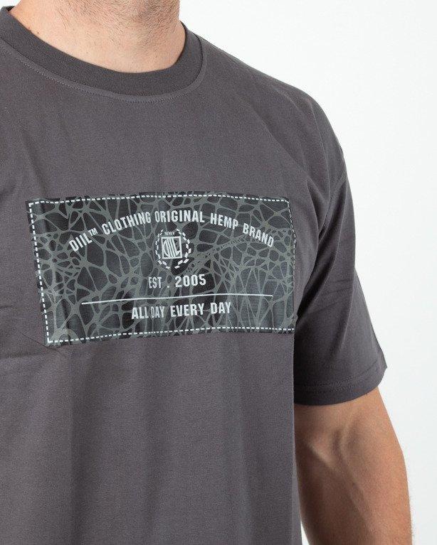 Koszulka Diil Aded Graphite