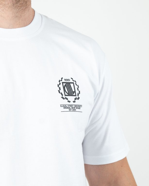 Koszulka Diil Laur Klasyk White