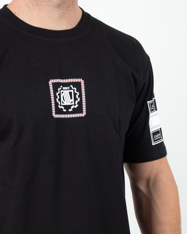 Koszulka Diil Tabbed Black