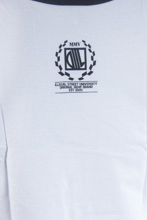 Koszulka Diil Tank Top Tag Master White-Black