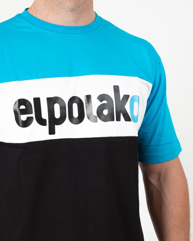 Koszulka El Polako Elpo New Blue